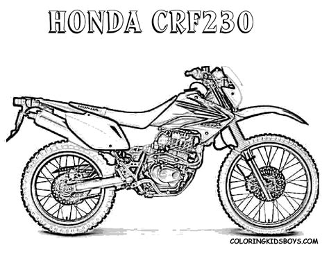 motorcycle coloring pages free printable chopper colouring pages