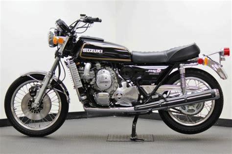 Suzuki Re5 1976 Suzuki Re5 Quot A Model Quot 0 Brand New Never Run