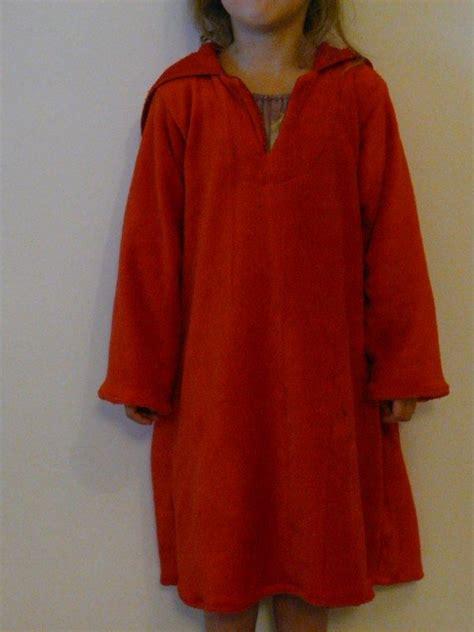 robe de chambre fillette burnous en robe de chambre je couds citronille