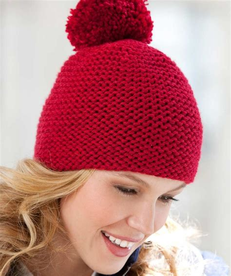 fashion forward knit hat free pattern from red heart yarns 9 best images about red heart yarns free patterns on