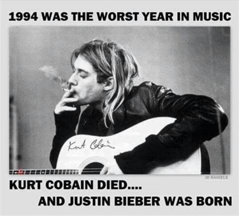 how 2016 became the year the music died 1994 was the worst year in music kurt cobain died and