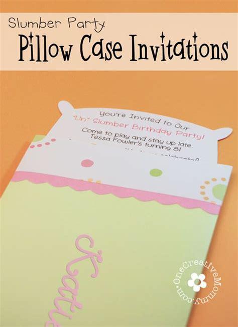 sleepover invitations templates free pillow un slumber invitations slumber