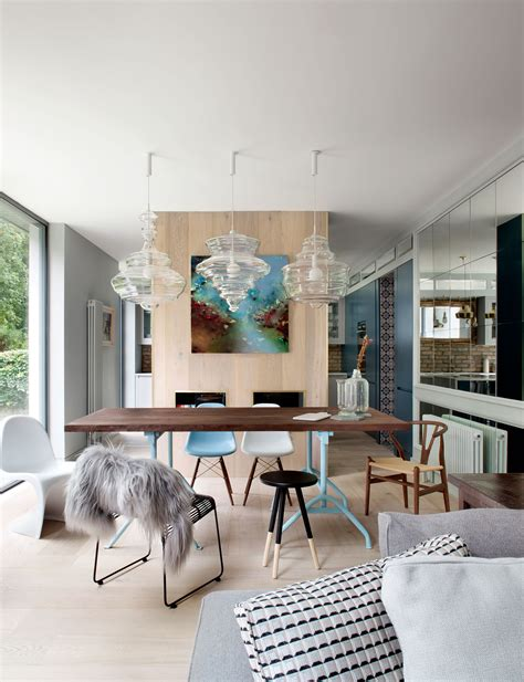 Family Search How To Merge Two Two Houses Merge To Create A Family Home That S Big On Bold Design