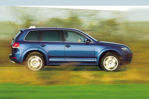 Audi W12 Technische Daten by Vw Touareg W12 Sport Fahrbericht Autobild De