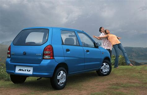 Indian Maruti Suzuki Cars India 2008 2009 Alto Leader Wagon R Up I10 Arrives