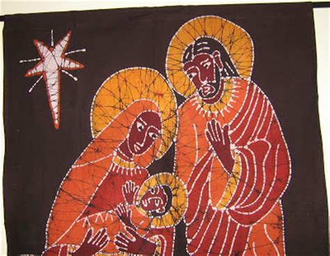 batik design philippines carola nativity gallery arts and crafts for nativity wall