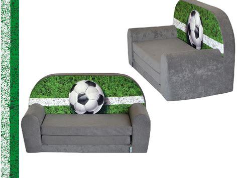 mini canape enfant mini canap 233 lit enfant foottball