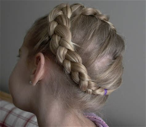 pictures of braid around the head hairstyle for black woman little girl s hairstyles wrap around or crown french