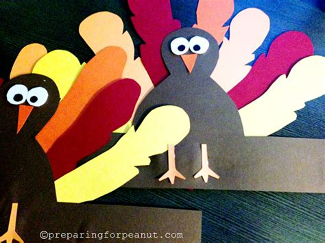 It S Turkey Time Turkey Hat Craft Template