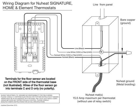 honeywell heat thermostat wiring diagram photo album