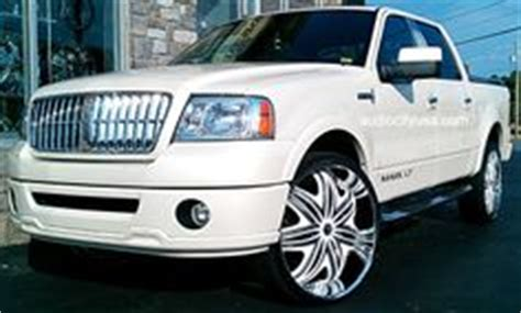 lincoln lt on 24 rims 1000 images about lincoln trucks on lincoln