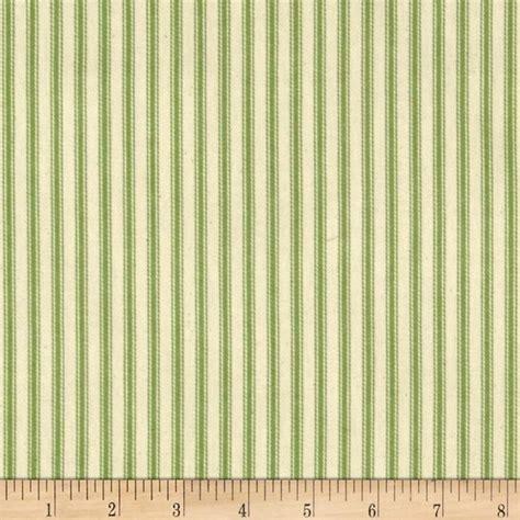 ticking fabric curtains michael miller coco cabana moroccan lattice aqua ticking