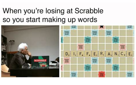 how do you start scrabble when you re losing at scrabble so you start up