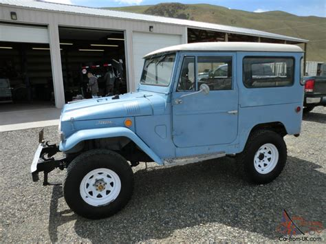original land cruiser 1969 toyota land cruiser fj40 no reserve original type