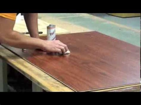 how to repair damaged laminate countertop with seamfil