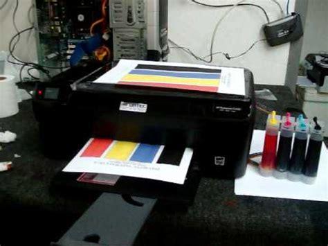 reset hp deskjet f4180 printer montagem bulk ink hp multifuncional c4680 d110 doovi