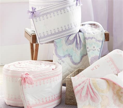Pottery Barn Baby Bedding Sets Mallory Butterfly Baby Bedding Set Pottery Barn