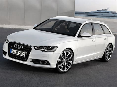 A6 Wagon / C7 / A6 / Audi / Database / Carlook