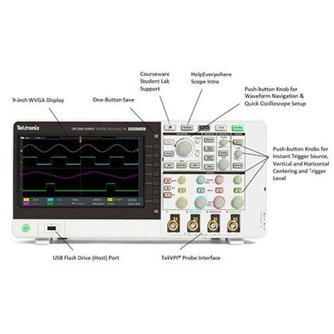 Tektronix Tbs2072 2 Channel Digital Phosphor Oscilloscope