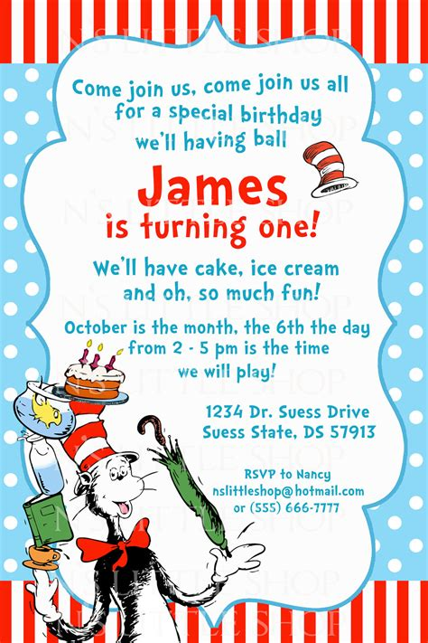 dr seuss birthday invitations templates dr seuss birthday invitations wording drevio invitations
