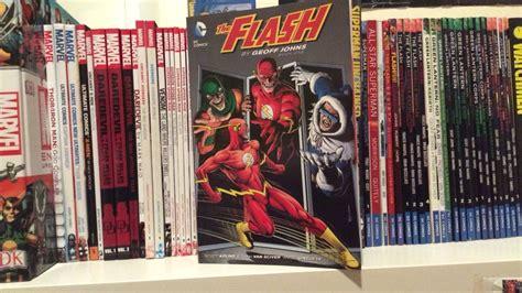 The Flash By Geoff Johns Book 1 Tp Komik Comic Dc Book Us the flash by goeff johns book one review