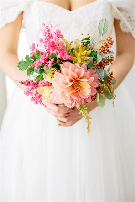 Pink Wedding Bouquet   Fab Mood   Wedding Colours, Wedding Themes, Wedding colour palettes