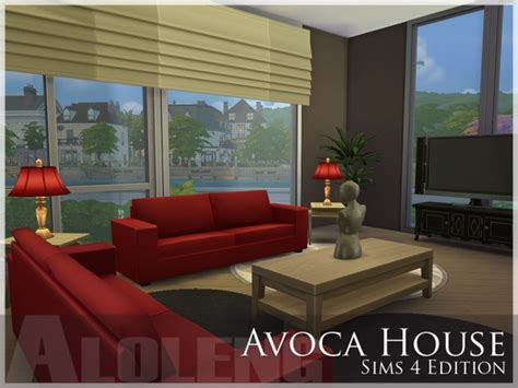 avoca house avoca house by aloleng at tsr 187 sims 4 updates