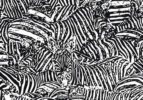 zebra pattern dwg free vector zebra print background 132363 welovesolo