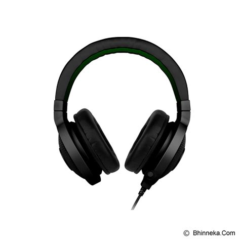 Jual Headset Gaming Razer Murah jual gaming headset razer kraken pro black gaming gear