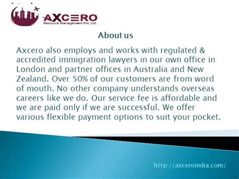 quality pattern works private limited axcero resource management pvt ltd authorstream