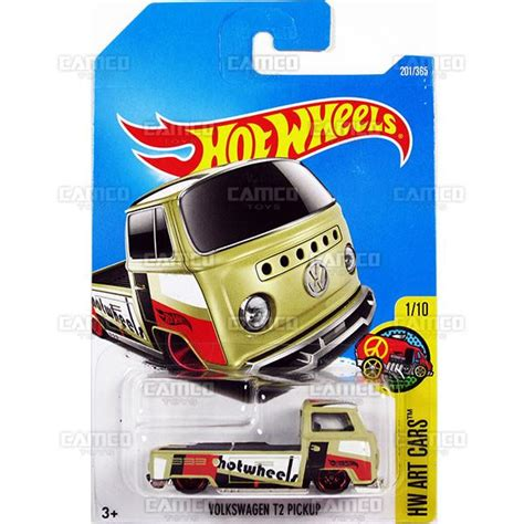 Wheels Volkswagen T2 Up Hotwheels camco toys distributor for the wheels matchbox