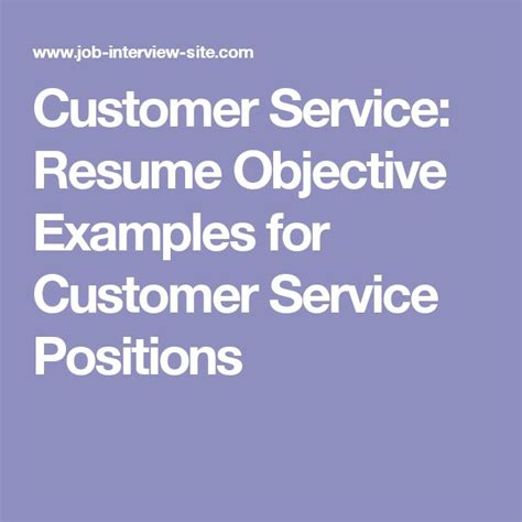 objectives in a cv best career objective for resume civil