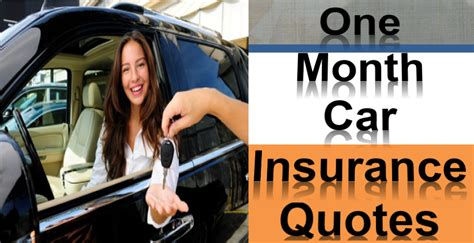Cheap Car Insurance 1 Month by Get One Month Car Insurance Plans For New Drivers Lowest