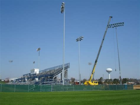outdoor sports field lighting athletic field lighting i y contruction