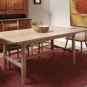 scandinavian kitchen table a modern bench finewoodworking