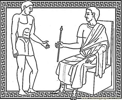 Coloring Pages Julius Caesar And Brutus Countries Gt Italy Julius Caesar Coloring Pages
