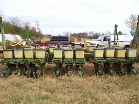Row Markers For Planters by Deere 7100 11 Row No Till Planter With Markers