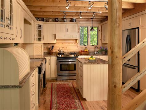 kitchen cabinets maine maine lakeside retreat rustic kitchen portland maine