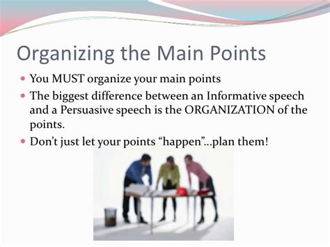 pattern of organization persuasive speech organizational patterns for the comparison contrast essay