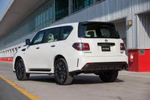 Nissan V8 Nissan S Patrol Suv Gets Nismo Treatment With 428hp V8