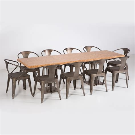 dining table 96 cork dining table 96 formdecor
