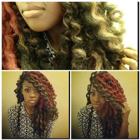 styling crochet marley hair super cute protective style crochet braids with marley