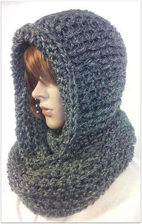 free pattern hooded scarf crochet serenity hooded scarf pattern by tina lynn creations