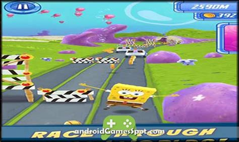 apk gamed spongebob sponge on the run android apk free