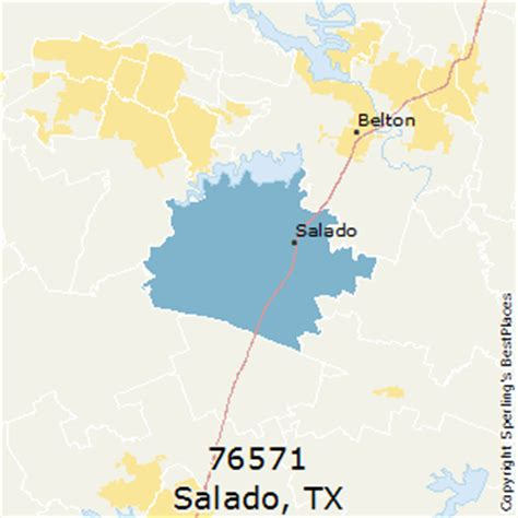 map of salado texas best places to live in salado zip 76571 texas