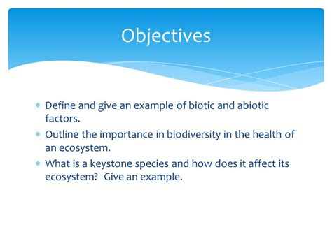define biography and give exles section 13 2 biotic and abiotic factors ppt download