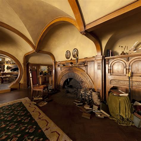 hobbit home interior hobbit pix bag end