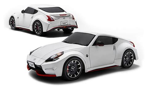 nissan fairlady 2016 papercraft sports car