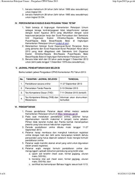 kementerian pekerjaan umum republik indonesia pu net
