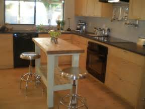 Superb Kitchen Island Carts #1: Outstanding-Kitchen-Island-On-Wheels-With-Seating-Carts-Bed-Bath-And-Beyond-2017-Picture.jpg